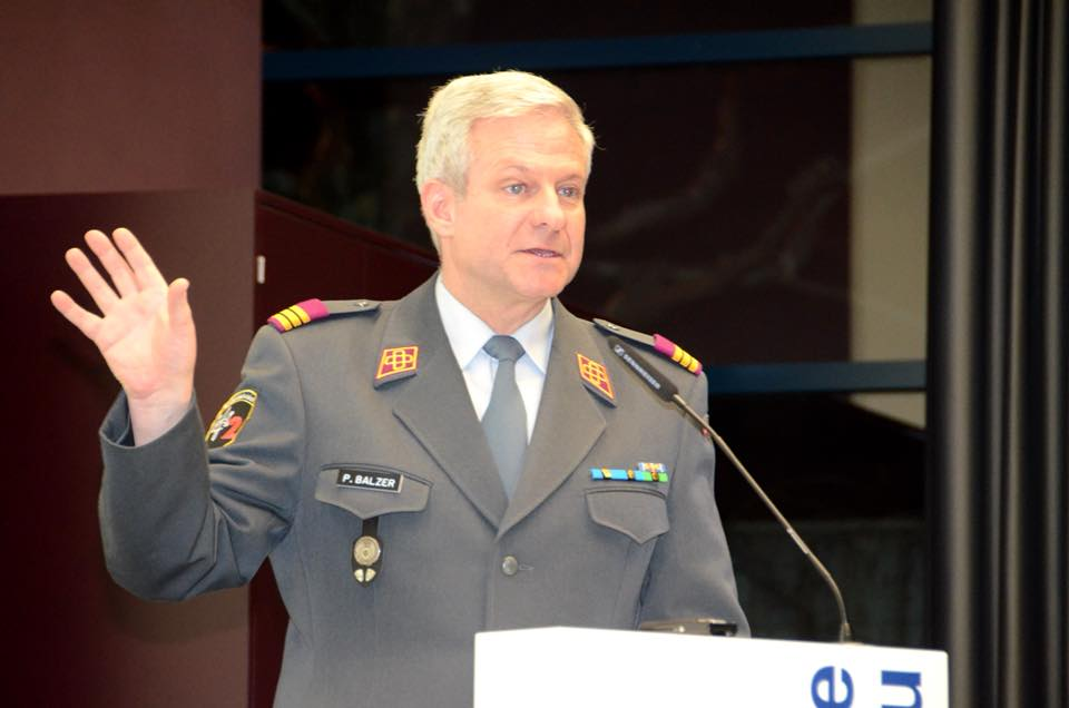 Peter Balzer, Präsident AOG res